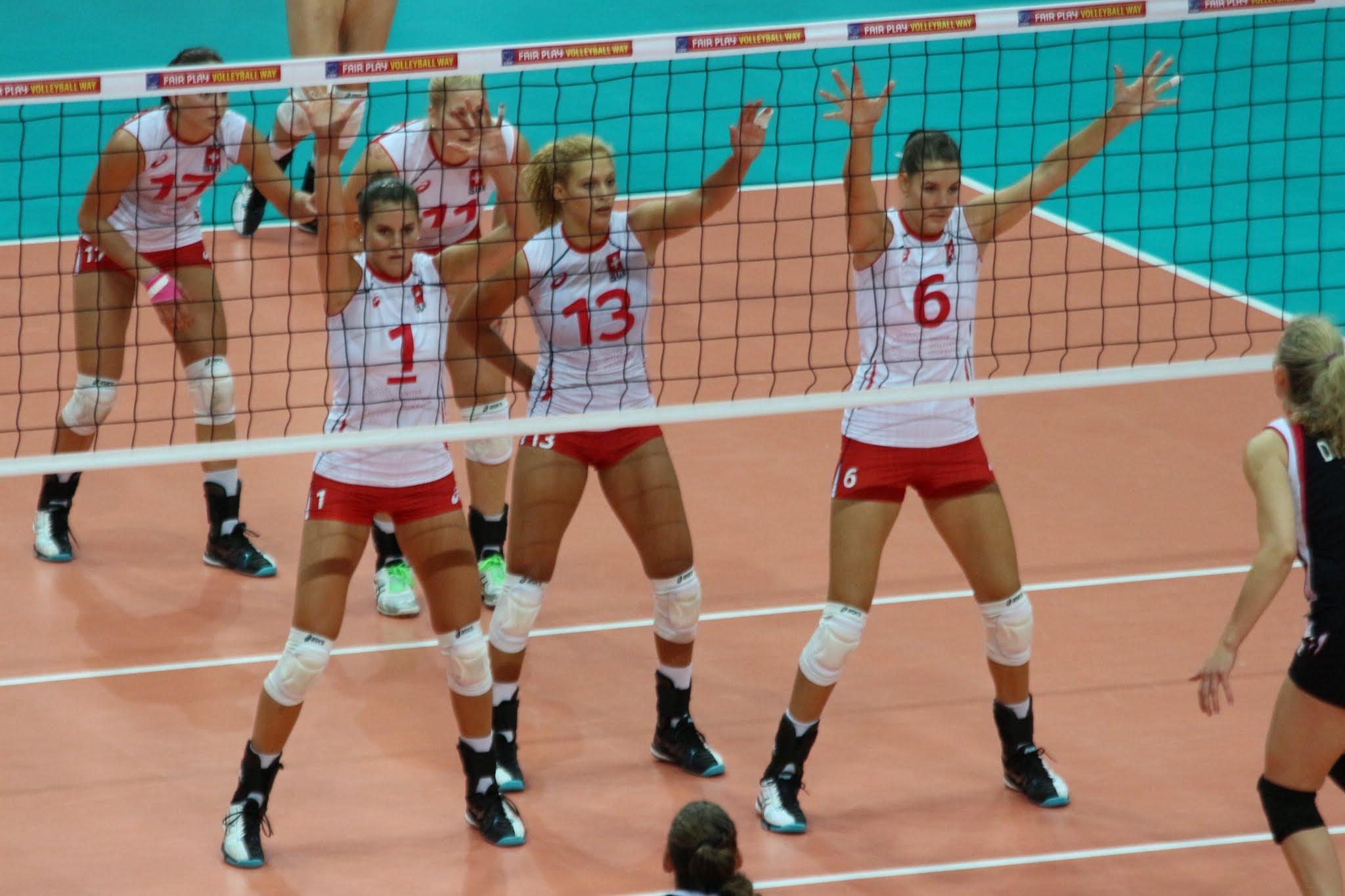 Volleyball Em 2020